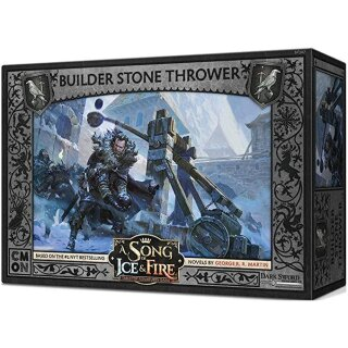 A Song of Ice & Fire - Nights Watch Stone Thrower Crew - Englisch