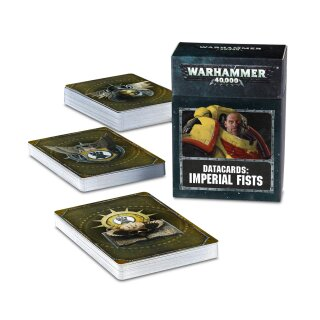 Datacards: Imperial Fists (English)