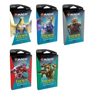 Theros Beyond Death Theme Booster Pack - English - Set (Each Theme Booster 1x)
