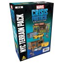 Marvel Crisis Protocol: NYC Terrain Expansion - Englisch