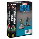 Marvel Crisis Protocol: Vision and Winter Soldier - Englisch