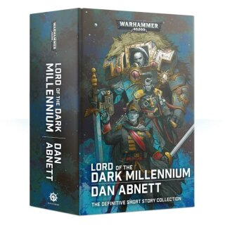 Lord of the Dark Millennium (Hardback) (Englisch)