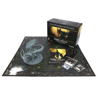 Dark Souls: The Board Game - Black Dragon Kalameet Expansion - Englisch