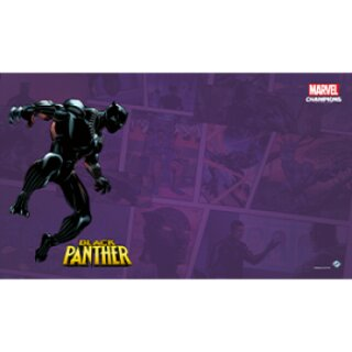 FFG - Marvel Champions: Black Panther Game Mat