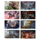 Ultra Pro - Playmat Magic: The Gathering Ikoria: Lair of...