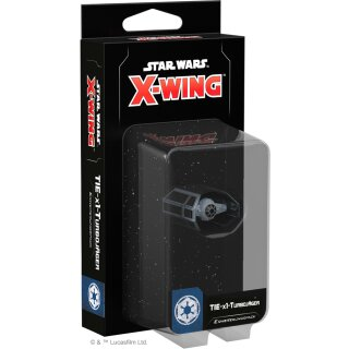 Star Wars: X-Wing 2.Edition - TIE-x1-Turbojäger - Deutsch
