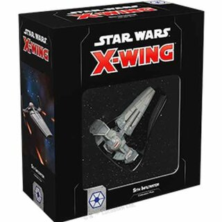 Star Wars: X-Wing 2.Edition - Sith Infiltrator - Deutsch