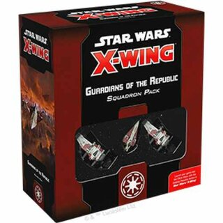 Star Wars: X-Wing 2.Edition - Wächter der Republik - Deutsch