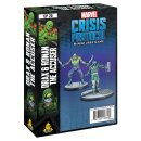 Marvel Crisis Protocol: Drax and Ronan The Accuser -...