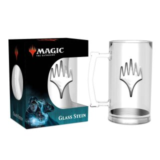 Magic the Gathering Glas-Bierkrug Planeswalker