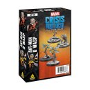Marvel Crisis Protocol: Ant-Man and Wasp - Englisch