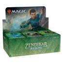 Zendikar Rising Draft Booster Display - Englisch