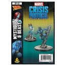 Marvel Crisis Protocol: Mystique and Beast - Englisch