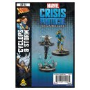 Marvel Crisis Protocol: Storm and Cyclops - Englisch