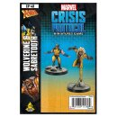 Marvel Crisis Protocol: Wolverine and Sabretooth - Englisch
