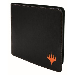 Ultra Pro - Zippered 12-Pocket PRO-Binder for Magic: The Gathering - Mythic Edition