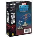 Marvel Crisis Protocol: Bullseye And Daredevil - Englisch