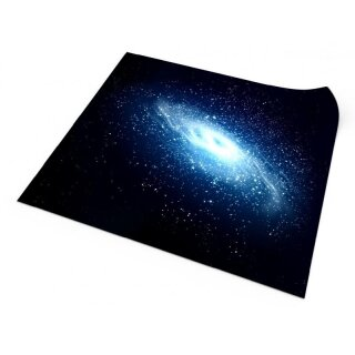 Playmats.eu - Spiral Galaxy One-sided rubber Play Mat - 36x36 inches