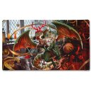 Dragon Shield Play Mat - Christmas Dragon 2020