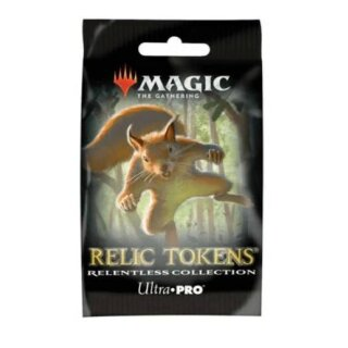 Ultra Pro - Magic: The Gathering Relic Tokens - Relentless Collection Booster Pack