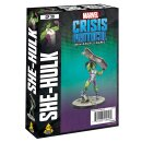 Marvel Crisis Protocol: She-Hulk - Englisch
