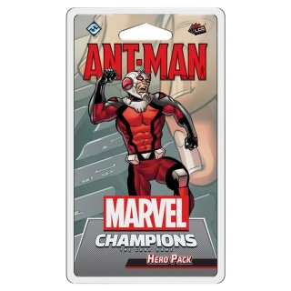 FFG - Marvel Champions: The Card Game - Ant-Man Hero Pack - Englisch