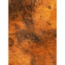 Playmats.eu - Mars Two-sided latex Play Mat - 44x60 inches
