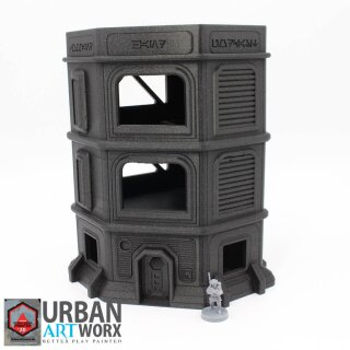 Syllogys Urban Building 5 Double Stacked