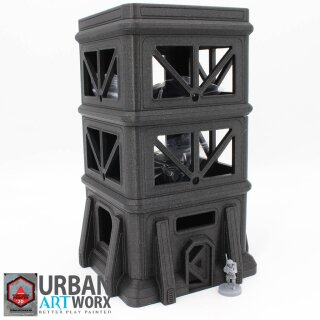 Syllogys Urban Building 6 Double Stacked