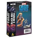 Marvel Crisis Protocol: Black Bolt and Medusa - Englisch