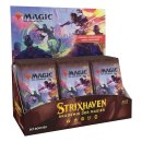 Strixhaven: Akademie der Magier Set Booster Display -...