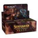 Strixhaven: School of Mages Draft Booster Display - Englisch