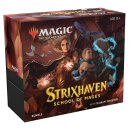 Strixhaven: School of Mages Fat Pack Bundle - Englisch