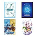 Digimon Card Game - Official Sleeves -