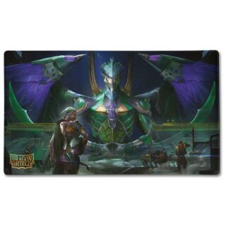 Dragon Shield Play Mat - Jade Dynastes