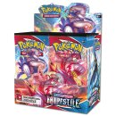 Pokemon Schwert & Schild 05: Kampfstile Booster Display -...