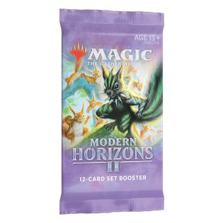 Modern Horizons 2 Set Booster Pack - English