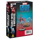 Marvel Crisis Protocol: Scarlet Witch and Quicksilver -...