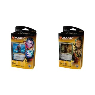 Guilds of Ravnica Planeswalker Deck - Englisch - Set (beide Decks)