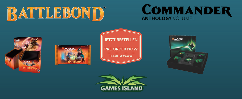 Battlebond & Commander Anthology II