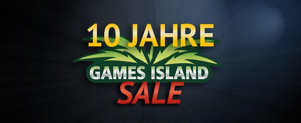 10 Jahre Games Island